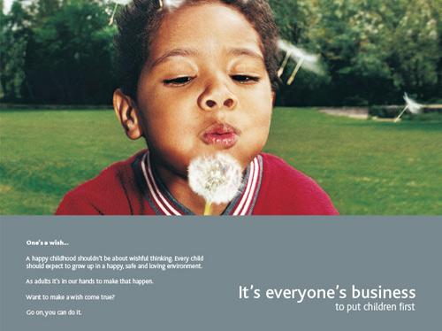 NESCPC public awareness campaign