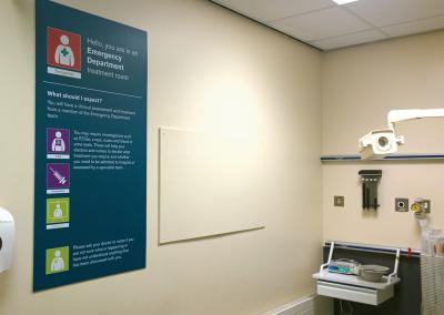 Treatment Room interior