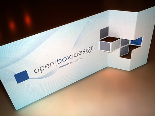 OpenBoxDesign business stationery