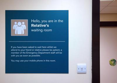 Relative's Room
