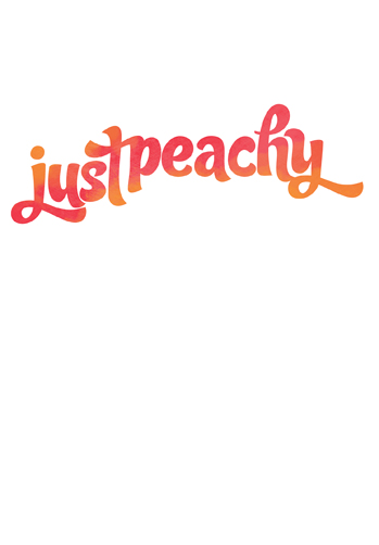 Just Peachy Openboxdesign