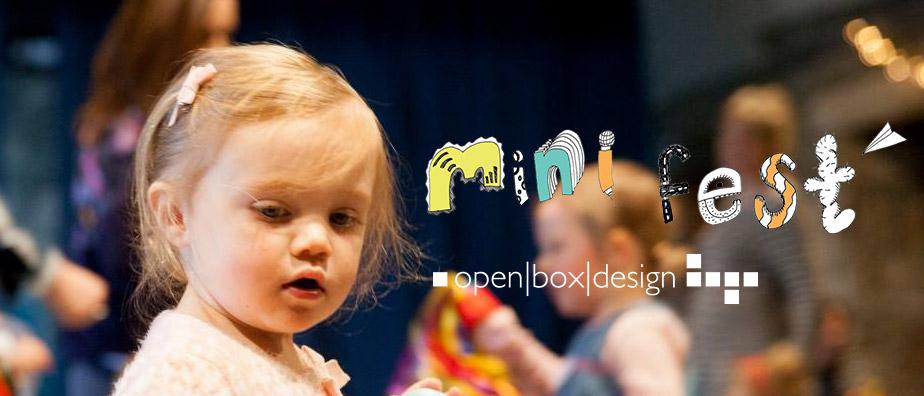 OpenBoxDesign sponsors MiniFest