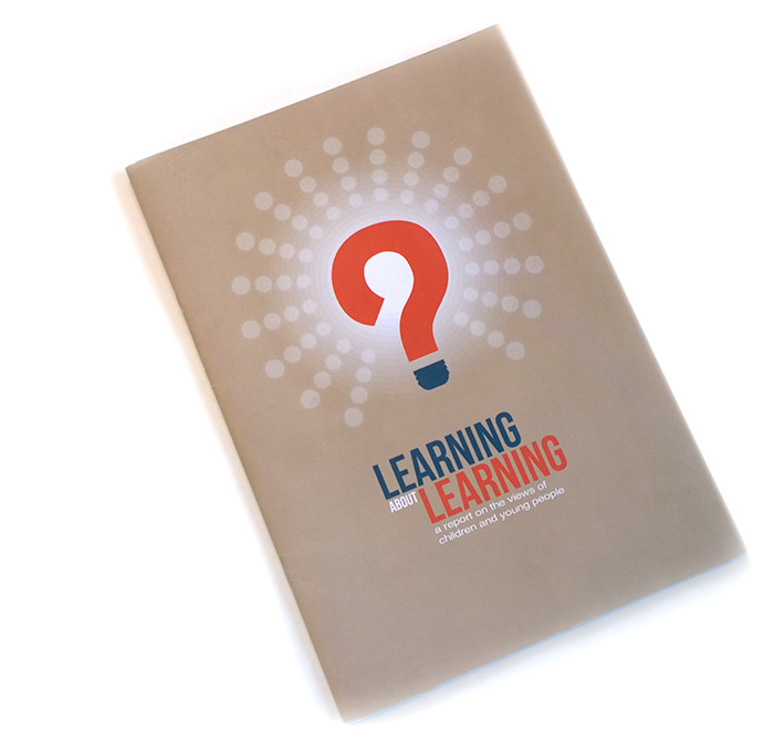 Learning About Learning Brochure