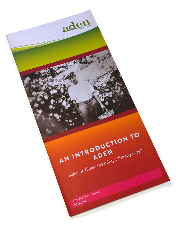 The Introduction to Aden Leaflet