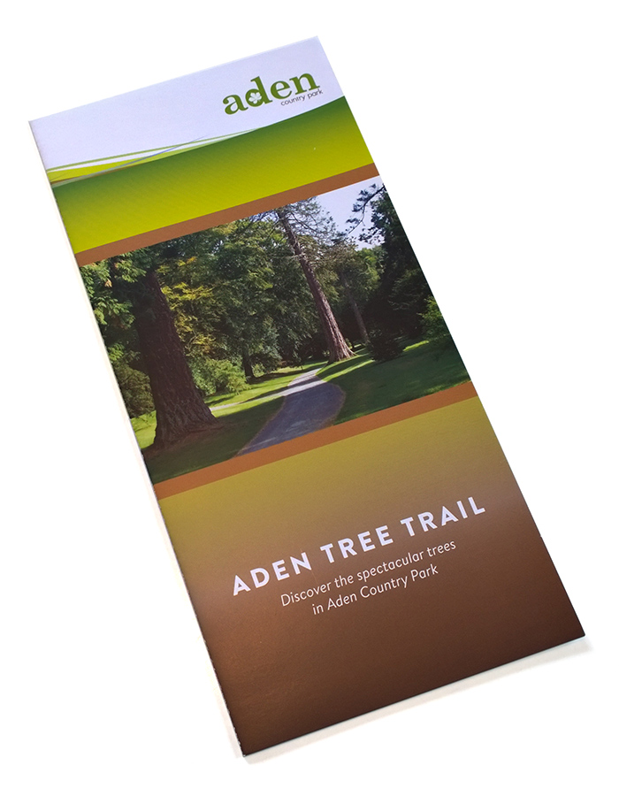 The Tree Trails Leaflet
