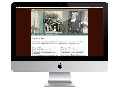 NEFA website