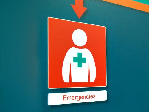 Emergency Department, Elgin