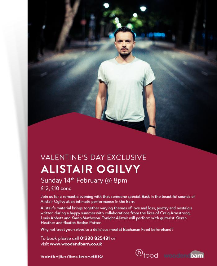 Alistair Ogilvie Poster