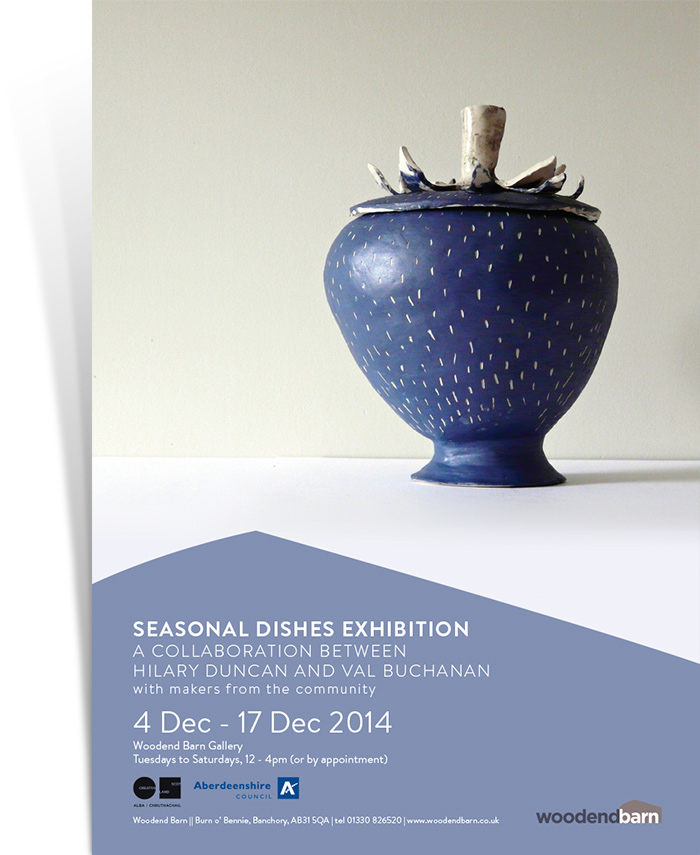 Seasonal Dishes Poster