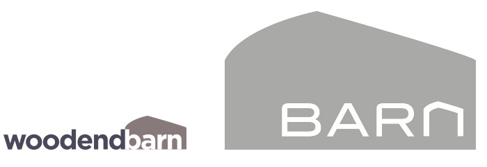 old and new Barn logo