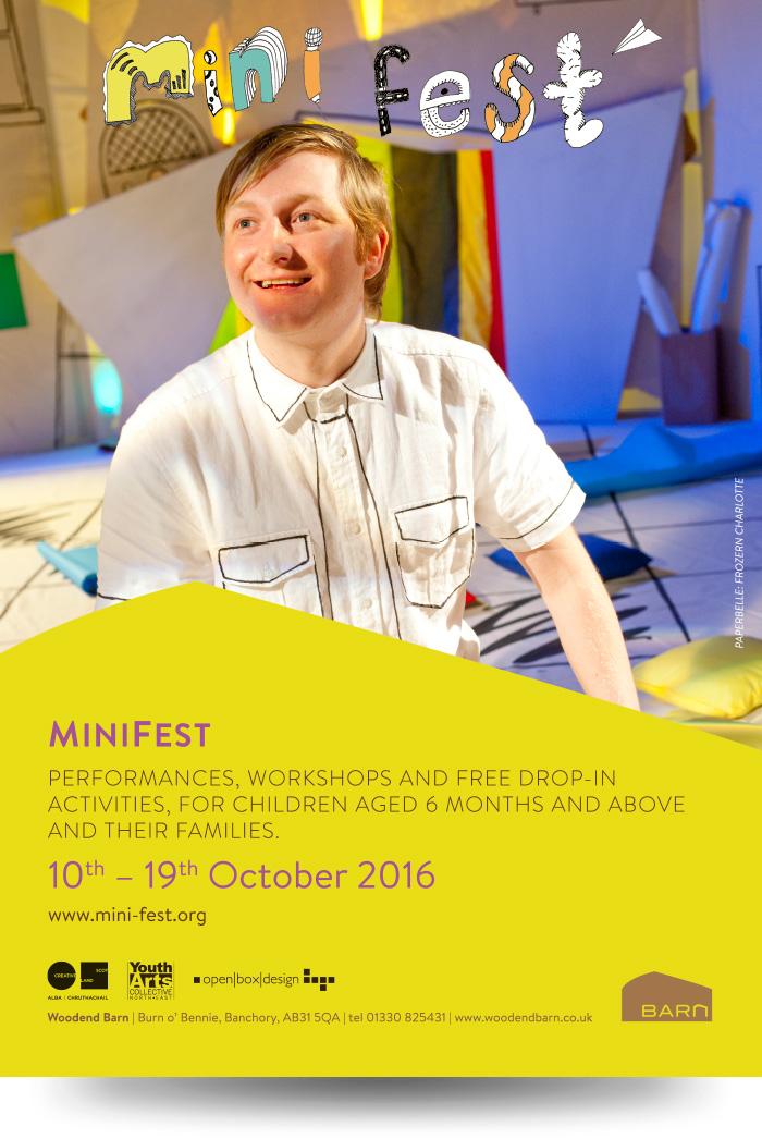 MiniFest cover/poster