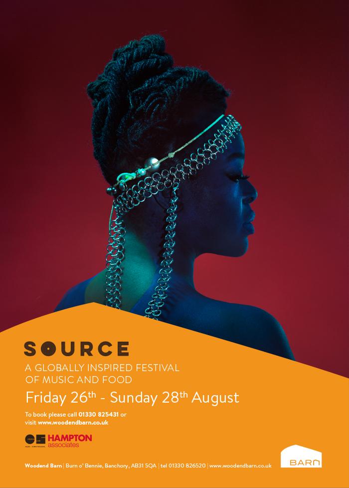 Source poster featuring Eska